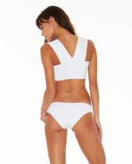 Lspace parker top white back