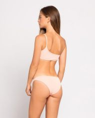 Lspace milo top ribbed cherry blossom back